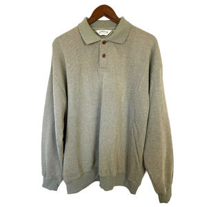ORVIS Elbow Patch Mens Pullover Sweater Size XL